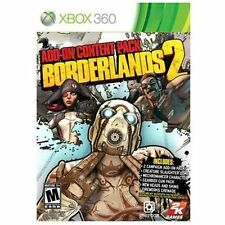 BORDERLANDS 2 ADD-ON CONTENT PACK - 360 GAME