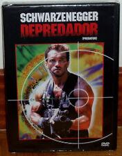 DEPREDADOR PREDATOR DVD NUEVO PRECINTADO CIENCIA FICCION ACCION (SIN ABRIR) R2