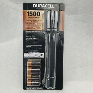 Duracell Durabeam ULTRA 1500 Lumens Flashlight with 4 Settings