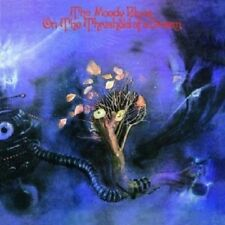 THE MOODY BLUES - ON THE TRESHOLD OF A DREAM (REMASTERED) CD 22 TRACKS ROCK NEU