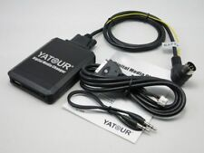 Yatour Digital Media Changer USB SD Aux iPod Interface For Volvo HU-XXX Radio