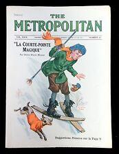 """The Metropolitan """"Le Courte-Pointe Magique"""" Vol 29, No 12"""