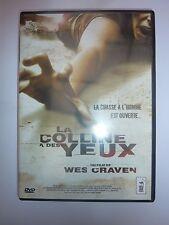 DVD LA COLLINE A DES YEUX DE WES CRAVEN