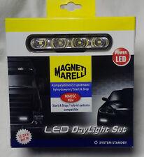 LED DAYLIGHT SET Magneti Marelli Power LED TAGFAHRLICHT DRL 12V + 24V