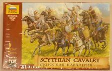 Zvezda 1/72 Scythian Cavalry 18 Mounted Figure Model Kit VI-III Century 8069