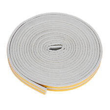 10m E Foam DRAUGHT DRAFT EXCLUDER TAPE WEATHER SEAL STRIP INSULATION DOOR WINDOW