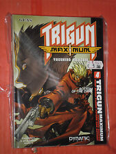TRIGUN MAXIMUM-N°4-MANGA DYNAMIC-in italiano- yasuhiro nightow-gunslinger space