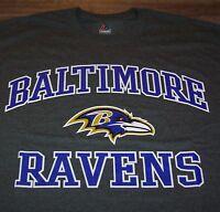 BALTIMORE RAVENS NFL FOOTBALL T-Shirt MEDIUM NEW w/ TAG