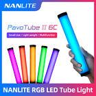Nanguang Nanlite PavoTube II 6C LED RGB Light Stick Handheld bi-color Tube Light