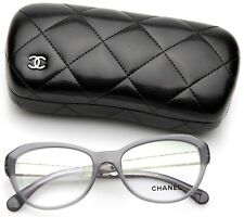 NEW CHANEL 3298-B c.1467 Blue Transparent EYEGLASSES FRAME 53-17-140 B37mm Italy