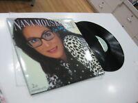 Nana Mouskouri Spanisch 2 LP Mit Ganze El Alma