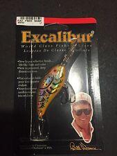 Excalibur Fat Free Shad Bill Dance BD5FDCF Craw Dad