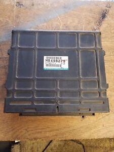 2000 MITSUBISHI MIRAGE 1.5L ENGINE CONTROL MODULE PART # MR498279