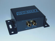 Used Jensen Iso-Max CI-1RR 1Ch Mono Audio RCA Ground Loop Isolator Transformers