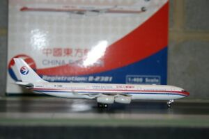 Phoenix 1:400 China Eastern Airbus A340-300 B-2381 (10528) Model Plane