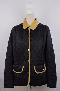 Barbour vintage jacke jacket Steppjacke damen gr. 44