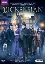 Dickensian (2015) (3 Disc) DVD NEW & SEALED REGION ONE