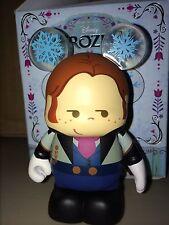 "Hans 3"" Vinylmation Figurines Frozen Series Queen Elsa Anna Snowman Sven"