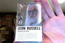 Leon Russell- Solid State- 1984- Paradise label- new/sealed cassette tape