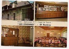 """rosières  """"les cevennes  hôtel restaurant  ,logis de france"""