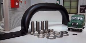 Land Rover Series 1 2 2a 3 Rear Lifting Grab Handle & Stainless Fittings 300816