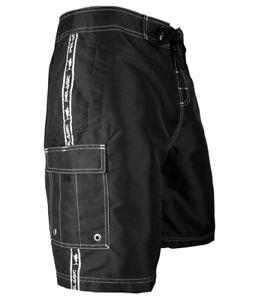 Pelagic Board Shorts - Blackfin Board Short Black