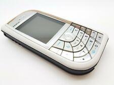 Ladegeräte (orange Netzwerk) Nokia 7610 Weiß/Gold/Silber Handy