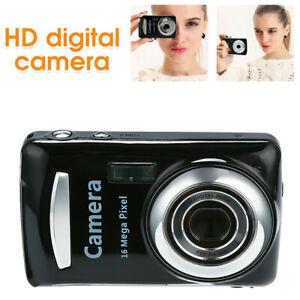 2.4'' Digital Camera Mini Compact 16MP HD TFT Camcorder DV Video LCD Display UK