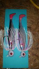 Saltwater striper/rockfish tandem 5oz total weight