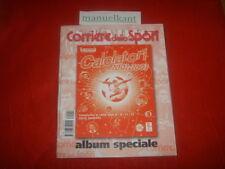 ALBUM PANINI CALCIATORI 2002 2003 03 VUOTO EMPTY SPECIALE CORRIERE DELLO SPORT