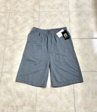 C9 Champion Men's Shorts Duo Dry Athletic Size S Grey Moisture Wicking Stretch