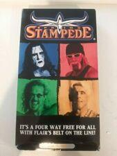 WCW Spring Stampede - VHS