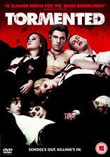 DVD: TORMENTED (Alex Pettyfer) - NEW Region 2 UK