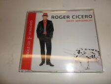 CD  Roger Cicero  – Nicht Artgerecht