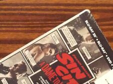Sin City  A DAME TO KILL FOR 3D  Limited Steelbook Edition [ USA ]