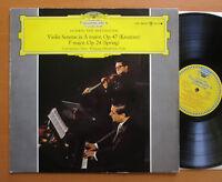 LPM 18 620 Beethoven Violin Sonatas Kreutzer Spring Schneiderhan Seeman TULIP LP