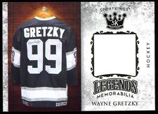 2018 Wayne Gretzky Sportkings Legends Memorabilia Jersey Kings