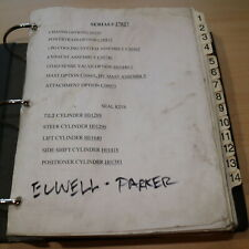 ELWELL PARKER Lift Truck Forklift service parts owner manual repair shop guide