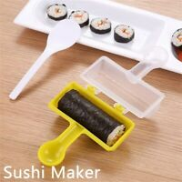 Shake Rice Ball Mold Sushi Maker with Spoon Kitchen DIY Bento Accessories Tools