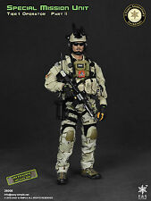 Easy & Simple 1/6 Action Figure Mint Box Special Mission Unit Tier-1 26008 USA