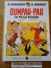 Comic Umpah-Pah Haut Rot 2012 Print Limitiert HC Goscinny Uderzo Asterix