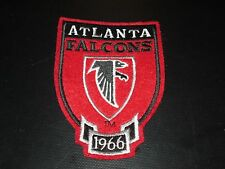 "ATLANTA FALCONS NFL FOOTBALL EST 1966 4.25"" TEAM PATCH"