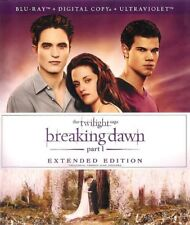The Twilight Saga: Breaking Dawn - Part 1 (Blu-ray Disc, 2013, Extended Edition