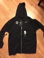 Womens Nike 2018 Chicago Marathon Full Zip Hoodie Size M (933579 010)