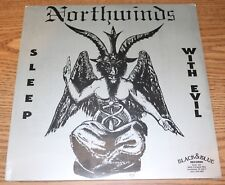 NORTHWINDS Sleep With Evil - SS/VG+ Black & Blue Records 1990 Sealed