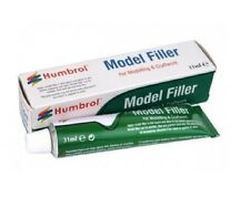 Humbrol Model Filler 31ml Tube - sandable - For Modelling & Craftwork Fills Gaps