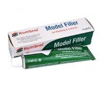 Humbrol Model Filler 31ml Tube - sandable - For Modelling & Craftwork