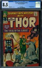 Journey Into Mystery 116 CGC 8.5 - OW/W Pages