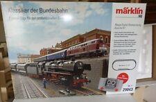 Märklin HO 29043 Startpackung Deutsche Bundesbahn LEERKARTON mit Inlay NEU OVP