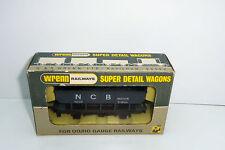 WRENN RAILWAYS W5035 N.C.B. Hopper  Wagon - BOXED - 0-0 Gauge